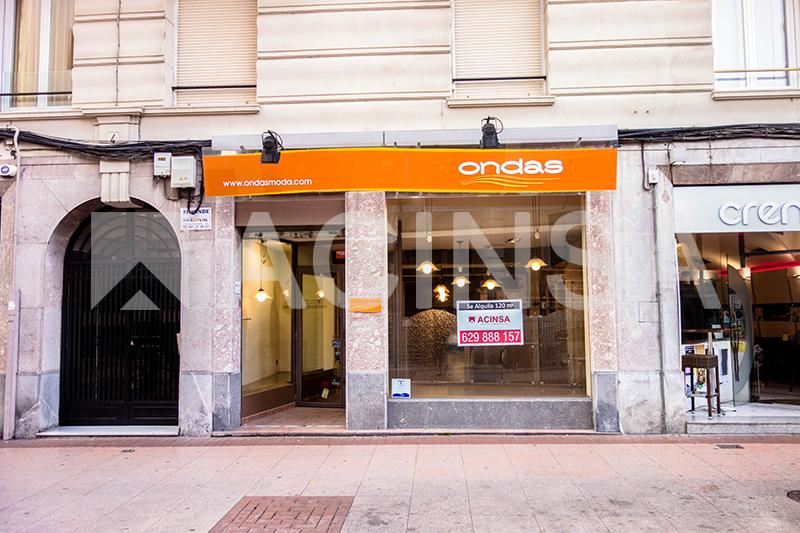 Local Comercial en Calvo Sotelo (Logroño)
