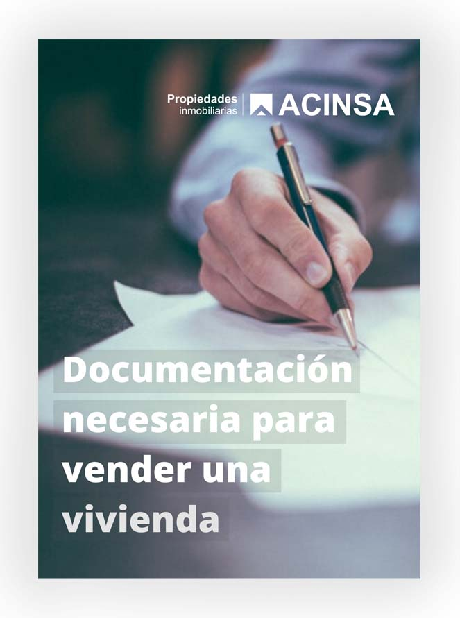 documentacion vender